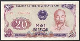 Vietnam 20 Dong 1985 AUNC - Vietnam