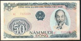 Vietnam 50 Dong 1985 AUNC - Vietnam