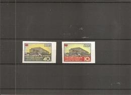 Russie  - Exposition De Bruxelles -1958( 2035/2036 Non Dentelés  XXX -MNH) - Unused Stamps