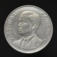 Vietnam, South 50 Xu 1963, Asia Coin. Km6 - Viêt-Nam