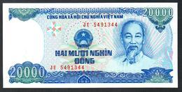 Vietnam 20000 Dong 1991 AUNC - Vietnam