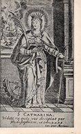 ROMANUS FR. VAN HAUWE AALST DE CATHARINISTEN ST-CATHARINA - Otras Colecciones