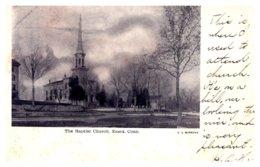 Connecticut Essex , Baptist Church - United States