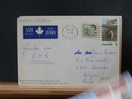 A9643 CP POUR LA BELG.  1972 - 1953-.... Reign Of Elizabeth II