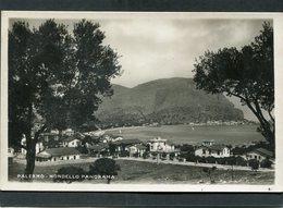 CPA - PALERMO - MONDELLO PANORAMA - Palermo