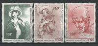 """Benin Aerien YT 275 à 277 (PA) """" Peintres Célèbres """" 1977 Neuf** - Benin - Dahomey (1960-...)"""