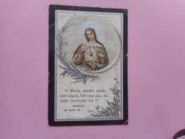D.P.-KAREL REMUE °MEIRELBEKE 14-8-1812+MELSEN 27-2-1897 - Religion & Esotérisme