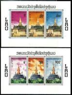 Laos HB-50/51 En Nuevo - Laos