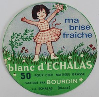Etiquette - Blanc D'Echalas - Ma Brise Fraiche - Mic - Fromage