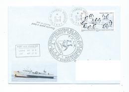 17106 - P-A-A-M-  OSIRIS - TOURNÉES DES ÎLES EPARSES + LES TAAF  (PORT AUX FRANÇAIS - (19-09-2018) - Terres Australes Et Antarctiques Françaises (TAAF)