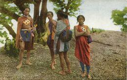 Formosa Taiwan, Native Taiwanese Aboriginals (1930s) Postcard - Formosa