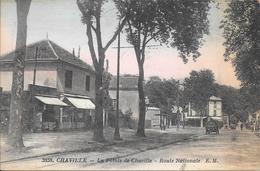 92 - CHAVILLE - LA POINTE DE CHAVILLE - ROUTE NATIONALE - Levallois Perret