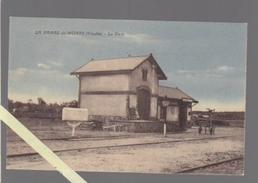 Vendée - La Barre De Monts - La Gare - France