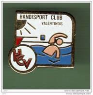 NATATION *** HANDISPORT *** CLUB VALENTINOIS *** 1022 - Swimming