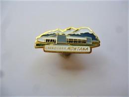 PINS  CARROSSERIE MONTANA / 33NAT - Badges