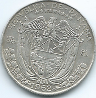 Panama - ¼ Balboa - 1962 - KM11.2 - Panama