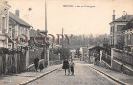 92 - Meudon - Rue De L'Orangerie - Meudon