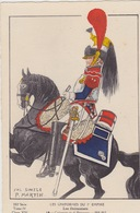 Uniformes Du  1er Empire Cuirassier Du 6eme Régiment ( Tirage 400 Ex ) - Uniformen