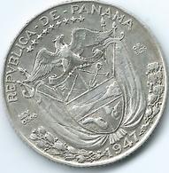 Panama - ¼ Balboa - 1947 - KM11.1 - Panama