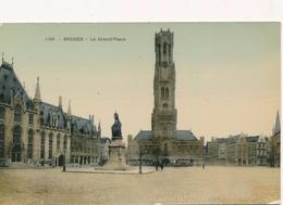 CPA - Belgique - Brugge - Bruges - La Grand'Place - Brugge