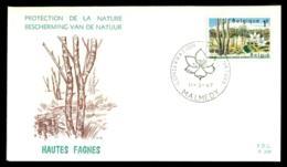 FDC 1408 Environnement Hautes Fagnes. Malmedy 11-3-1967. - FDC