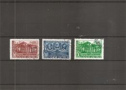 Russie ( 1323/1325 Oblitérés) - 1923-1991 UdSSR