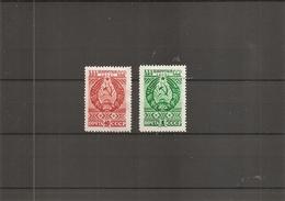 Russie ( 1303/1304 X -MH) - 1923-1991 UdSSR