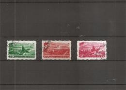Russie ( 1278/1280 Oblitérés) - 1923-1991 UdSSR