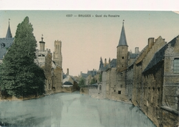 CPA - Belgique - Brugge - Bruges - Quai Du Rosaire - Brugge