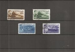 Russie ( 1252/1255 Oblitérés) - 1923-1991 UdSSR