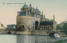 CPA - Belgique - Brugge - Bruges - Porte Des Baudets - Brugge