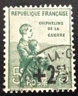 N° 163  OBLITÉRÉ ( LOT:566 ) - Francia