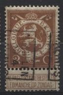 PREOS Roulette - MECHELEN 1914 MALINES (position B). Cat 2365 Cote 250 - Roller Precancels 1910-19