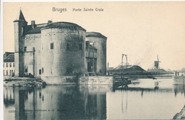 CPA - Belgique - Brugge - Bruges - Porte Sainte Croix - Brugge