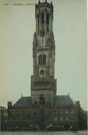 CPA - Belgique - Brugge - Bruges - Beffroi - Brugge