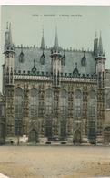 CPA - Belgique - Brugge - Bruges - L'Hôtel De Ville - Brugge