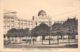 75- PARIS  L'INSTITUT D'OPTIQUE - District 15