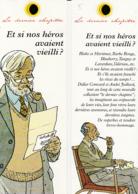 JUILLARD : Marque Page  DERNIER CHAPITRE Blake Et Mortimer - Juillard