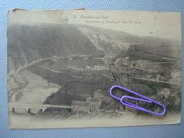 COMBLAIN-AU-PONT : Panorama Et Confluant Des Rivières En 1924 - Comblain-au-Pont