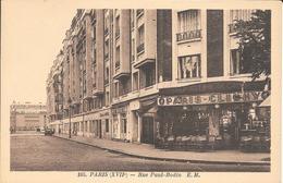 75- PARIS  - RUE PAUL BODIN - District 17