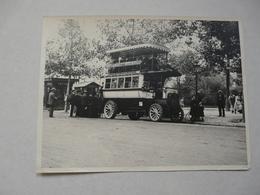 PHOTOGRAPHIE (originale Ou Retirage ?) - Porte De Neuily - Automobile