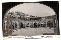 Tarjeta Postal De Veracruz. Alberca Olimpica Del Hotel Mocambo. - Venezuela