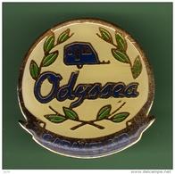 CARAVANE *** ODYSSEA CARAVELAIR *** 1022 - Badges