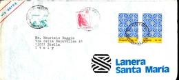 POSTA AEREA . URUGUAY . ANNO 1977 - Uruguay