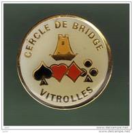 CERCLE DE BRIDGE *** VITROLLES *** 1022 - Games