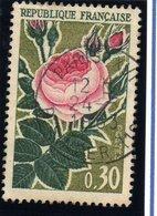 """FAUNES ET FLORES - 30c  """"Rose""""  N° 1357 Obl. - Oblitérés"""