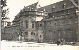 Strasbourg - Bains Municipaux - Boulevard De La Victoire - Strasbourg