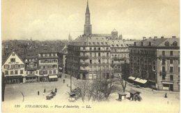 Strasbourg - Place D'Austerlitz - Tramway - Strasbourg
