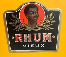 10758 - Rhum Vieux - Rhum