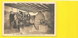RIMOGNE Ardoisières Centrale Hydro Electrique Métier () Ardennes (08) - Other Municipalities